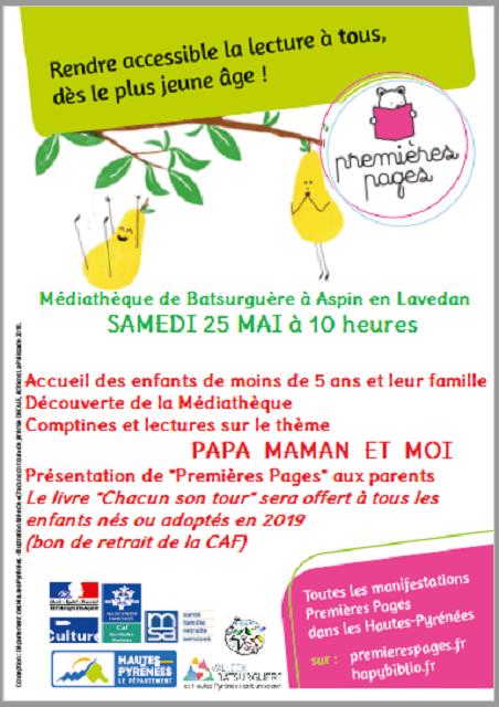 On Fete Les Meres Le 25 Mai A La Bibliotheque De Batsurguere
