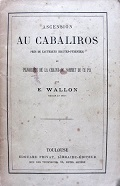 Ascension au Cabaliros - Ernest Wallon